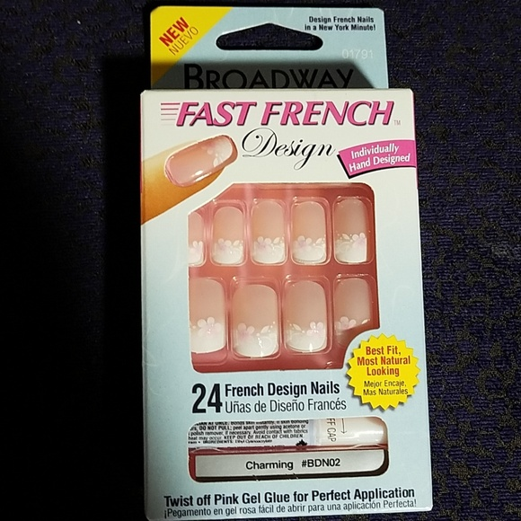 Broadway Nails Accessories | French Nail Kit | Poshmark